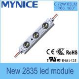 UL/Ce/RoHSの表記のためのレンズが付いている熱い販売LEDの注入のモジュール