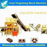 4 части в машину блока глины прессформы блокируя