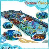 遊園地のための柔らかいゲームが付いている子供の屋内運動場