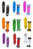 22 بوصة رخيصة سعر بلاستيكيّة لوح التزلج سمكة لوح التزلج