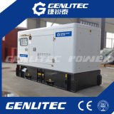 Генератор Weichai 100kVA высокого качества тепловозный с звукоизоляционной сенью