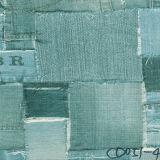 Бумага картины ткани джинсыов для мебели