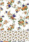 Het kleurrijke pvc Afgedrukte Steunende Tafelkleed van het Flanel van Tableclth van het Patroon