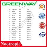 ボディービルの補足のためのNootropics薬剤の化学NoopeptのアルファGPC