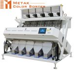 Metak CCDの米カラー選別機/CCDのカメラカラー選別機、カラーソート機械