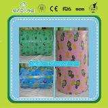 赤ん坊のおむつのための新しいデザイン魔法テープ使い捨て可能な赤ん坊のおむつの正面テープ