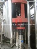 Alto nivel de máquina de rellenar automática del agua de botella del animal doméstico