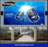 Afficheur LED polychrome imperméable à l'eau extérieur de la qualité P10