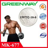 Muskel Growther pharmazeutische Chemikalie Mk-677 für Bodybuilding-Ergänzungen