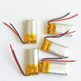 3.7V 50mAh 360821 Lithium Polymer Lipo Bateria recarregável Li Ion para MP3 Bluetooth Recorder Headphone Headset