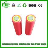 Bateria da potência de bateria do Li-íon de UR18650nsx 20A 2600mAh para o E-Cigarro/luz solar/Flashlight/E-Bike