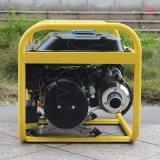 Gasolina silenciosa estupenda refrigerada del bisonte (China) BS2500u (e) 2kw 2kVA 2000W mini generador eléctrico de 220 voltios