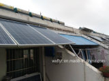 el panel solar polivinílico 320W para la central eléctrica