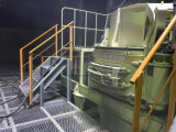 Sable élevé de taux de sable faisant la machine à partir du fournisseur d'or (VSI-1200II)
