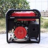 Generador estupendo de la gasolina de la estrella del OEM del bisonte (China) BS6500L 5kw 5kVA de la fábrica del generador confiable de la línea eléctrica