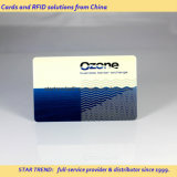 Cartão chave magnético plástico cheio do PVC da impressão de cores Cr80
