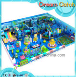 Спортивная площадка детей коммерчески мягкая, крытая мягкая спортивная площадка