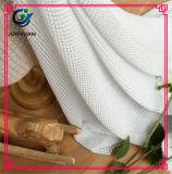 Stof van het Kant van de Polyester van 100% de Afrikaanse voor Kleding Uitgebeende Stoffen China Wholesales