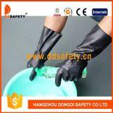 Polsino lungo DHL808 dei guanti neri del neoprene