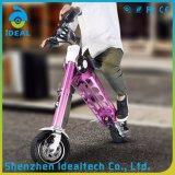 Aluminiumlegierung 10 Zoll Hoverboard elektrischen Mobilitäts-Roller faltend