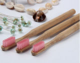 Il multi bambù dell'amico di Eco dell'ambiente di colore rizza Childrentoothbrush (BC-T1033)