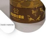 Kleiner Retro gefärbter steifer Pappnahrungsmittel-Geschenk-Kasten
