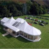 Tenda poco costosa di lusso della tenda foranea della tenda di cerimonia nuziale per la tenda di evento di cerimonia nuziale