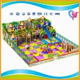 遊園地(A-15332)のための引き付けられた虹の屋内子供の運動場