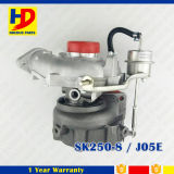 Turbocharger do Assy do motor Diesel de Sk250-8 J05e
