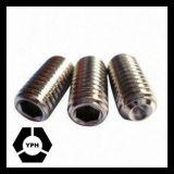 DIN913 Kohlenstoffstahl-Hexagon-Kontaktbuchse-Einstellschraube