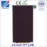 Indicador TFT IPS LCD de Fwvga 4.5 de ''