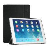 Apple iPad 공기를 위한 2절판 지능적인 정제 상자를 호리호리하 적합하십시오