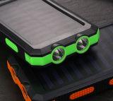imprägniern kampierende Lichter 9000mAh bewegliche Energien-Solarbank