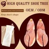 Árbol de madera del zapato de la marca de fábrica de la promoción de Adversting