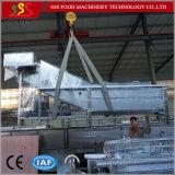 自動ステンレス鋼304の魚の洗濯機の安い価格