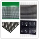 انحدار وحيد اللون الأخضر [ب10] خارجيّة شاشة وحدة نمطيّة [لد] نص عرض