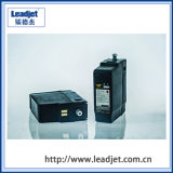Leadjet 백색 Cij 잉크 제트 날짜 인쇄 기계 V380p