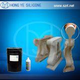 Caoutchouc de silicones liquide pour le support de bâti et le grand gypse, produits de résine