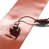 RubberVerwarmer van het Silicone van de Trommel van de olie de Flexibele met het Controlemechanisme van de Temperatuur