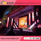 P4 HDのフルカラーの使用料LEDスクリーンか表示またはビデオ壁
