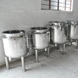 El tanque de mezcla de Liquip del mejor precio con el mezclador para Cheical y el alimento
