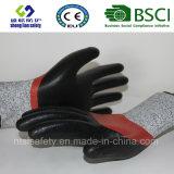 De anti Scherpe Handschoenen van de Veiligheid van de Handschoenen van de Bescherming van de Arbeid