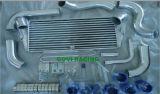 Refroidisseur intermédiaire refroidi à l'eau d'air de radiateur pour Mazda Rx-7 Fd3s (91-02)