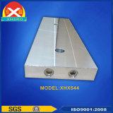 Теплоотвод алюминиевого сплава трубы жары Cusotomized сделанный 6063