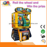 Rueda de la arcada de la máquina de juego premiada del rescate de la venta de la fortuna para la alameda de compras