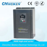 9600 inverseur triphasé de fréquence de la série 220V 15kw avec la haute performance