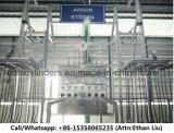 鋼鉄弁の監視が付いている6つのM3酸素ボンベ
