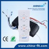 Telecomando di disegno rf di CC con 4 indicatori luminosi e 1 ventilatore