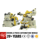 Equipo que introduce de la nivelación automática para las piezas de automóvil (lámina pesada adicional)