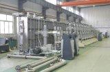 Ligne en verre de fabrication de machine d'enduit de pulvérisation fiable de magnétron utilisée pour le miroir Inférieur-e en verre, d'argent et d'aluminium faisant, glace d'ITO